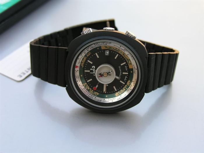 SOLD - Dalil - Monte Carlo Muslems Watch - Rare